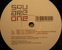 Square One / Takin' You Underground (Freerange Records – FR023)