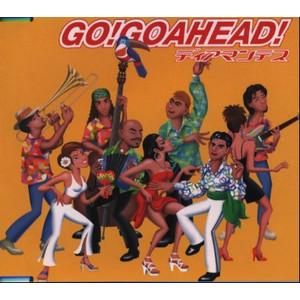 ディアマンテス / GO!GO AHEAD! (M&I MYCD-20001)