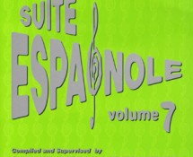 Various Artists / Suite Espagnole Vol. 7 (P-Vine Records PCD-5710)