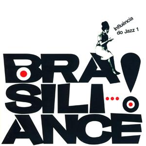 Various Artists / Brasiliance! Influencia Do Jazz 1 (Nippon Phonogram PHCA-1021)