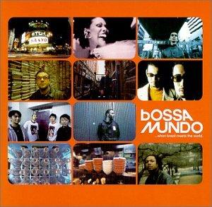 Various Artists / Bossa Mundo When Brazil Meets The World (Wave Music WM50054)
