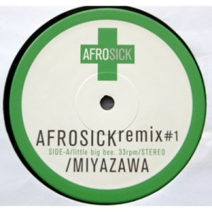 Miyazawa / Afrosick Remix#1 (Five D - FIVED-2)